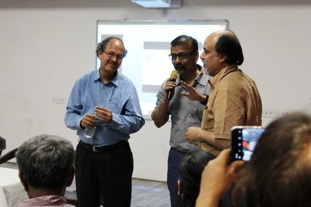Prof Yashwant Pitkar, Yusuf Mansoor and the Passion of the Pen