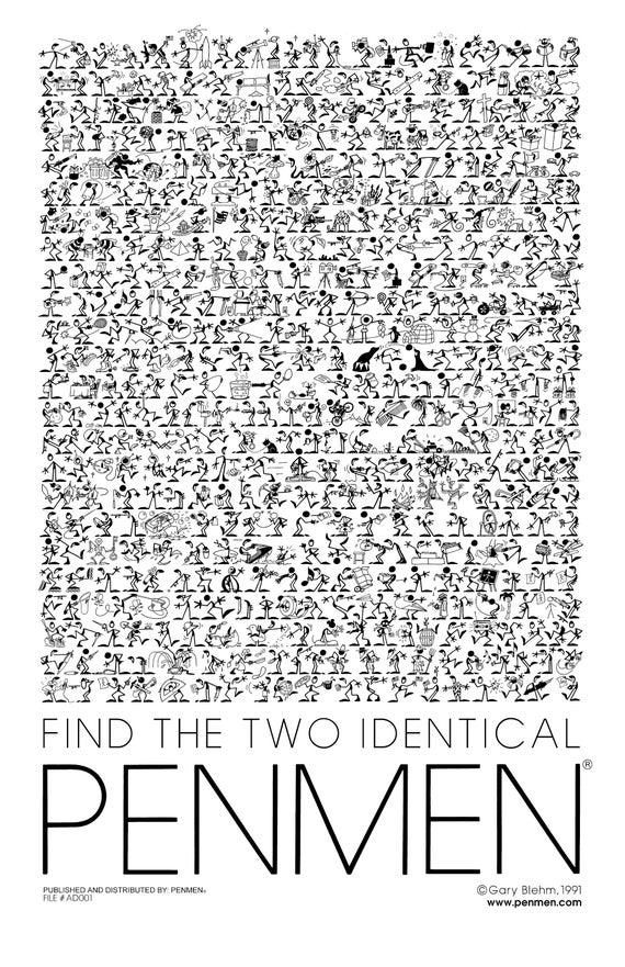 Penmen poster