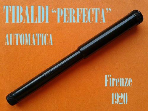 Tibaldi Perfecta