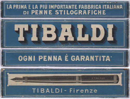 Tibaldi Perfecta original packaging