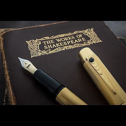 Shakespeare pens from Conway Stewart