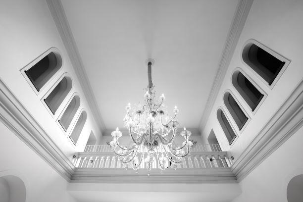 Tibaldi Mansion where Evelina Hristozova operates from