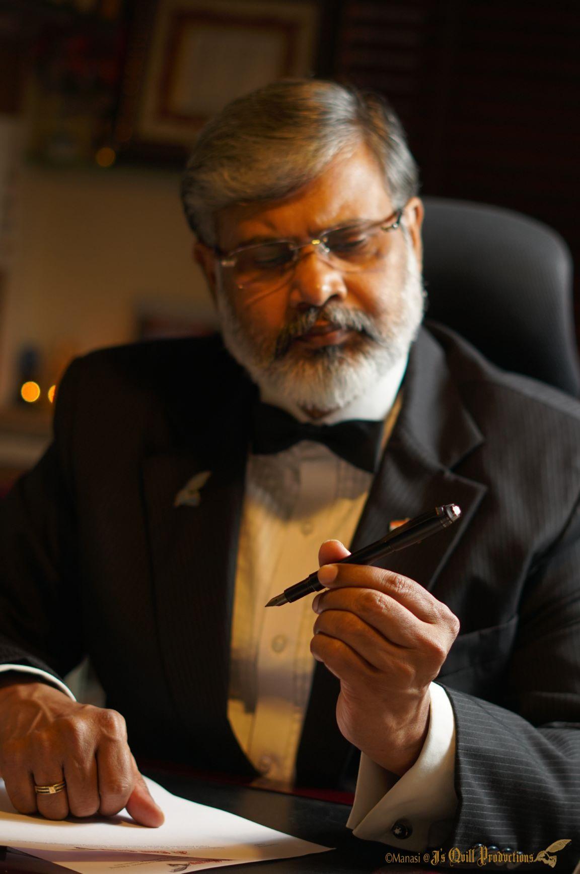 Prof K C Janardhan, the Maestro